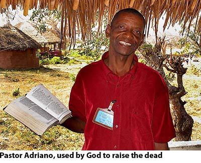 Pastor Adriano